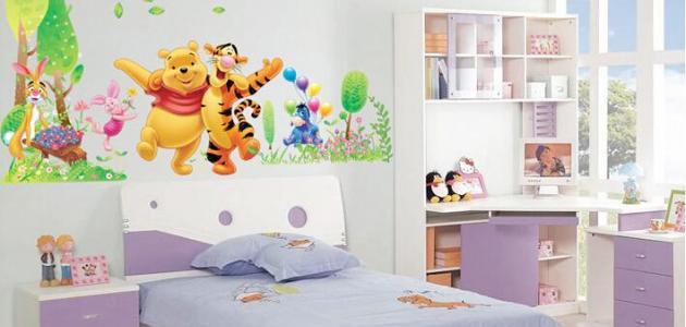 طرق تزيين غرف الأطفال
