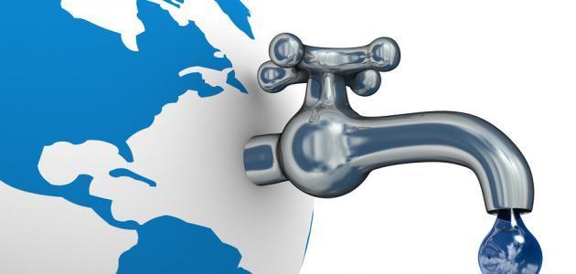 مقالة عن ترشيد استهلاك الماء