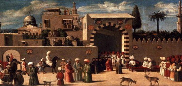 مظاهر الحكم العثماني في مصر