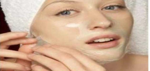 طريقة تقشير الوجه بالكريمات