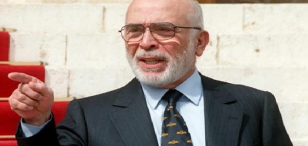 صفات الملك الحسين بن طلال
