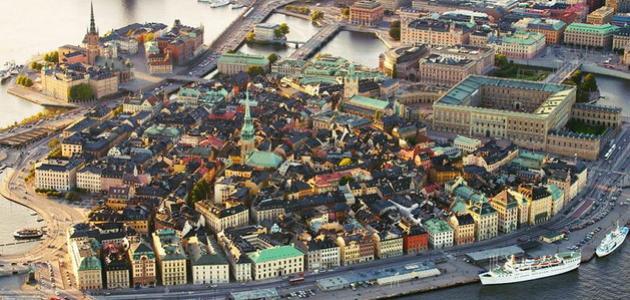 مدن شمال السويد