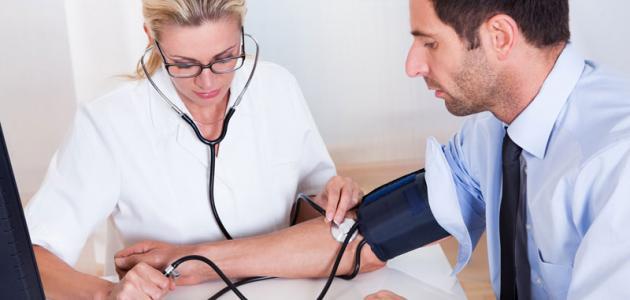 ضغط دم الإنسان الطبيعي