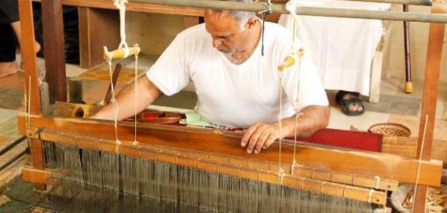صناعة القماش