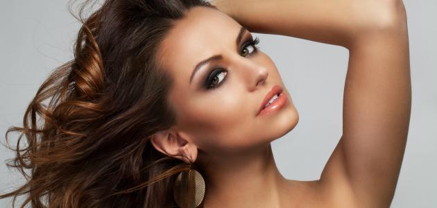 صفات الجمال في المرأة