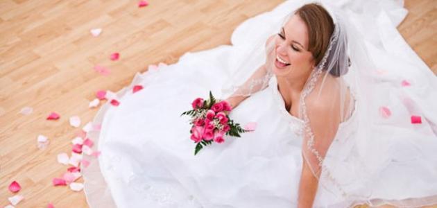 كيف تهتم العروس بنفسها