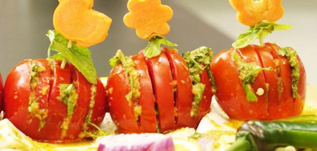 طريقة عمل الطماطم المخللة