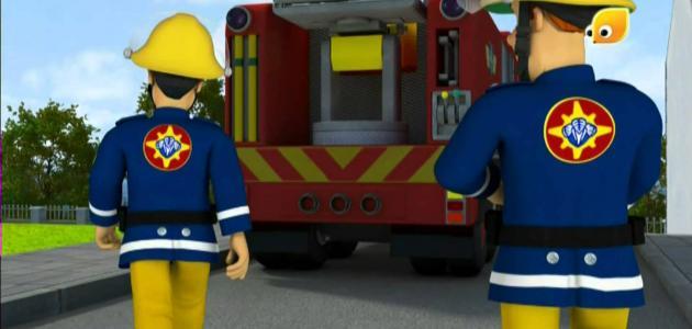 موضوع عن رجل الإطفاء موضوع