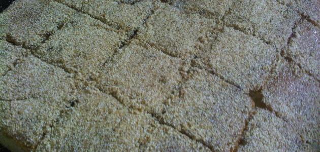 طريقة حلى الرمل
