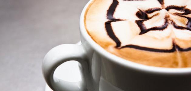 طريقة عمل قهوة الموكا