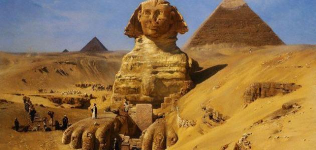 نبذة عن آثار مصر