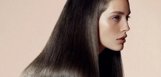طريقة لفرد الشعر طبيعياً