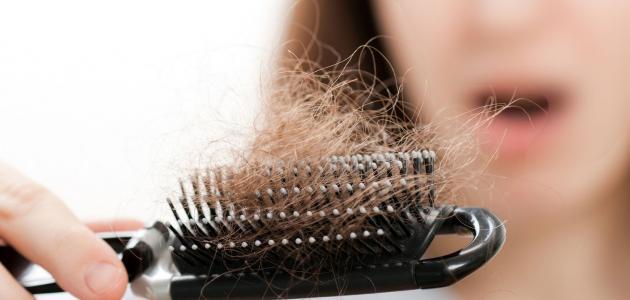 علاج ضعف الشعر وتساقطه