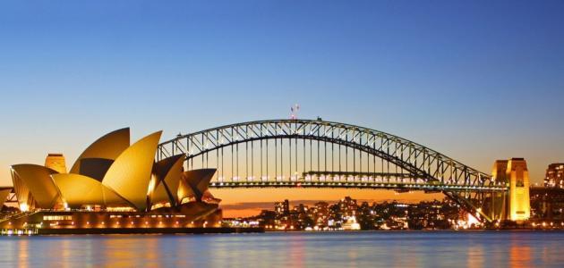 عدد سكان قارة أستراليا