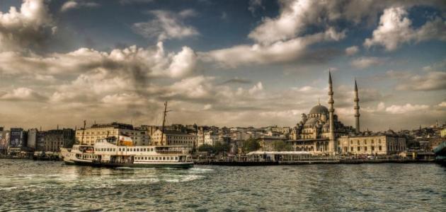 عدد المساجد في تركيا