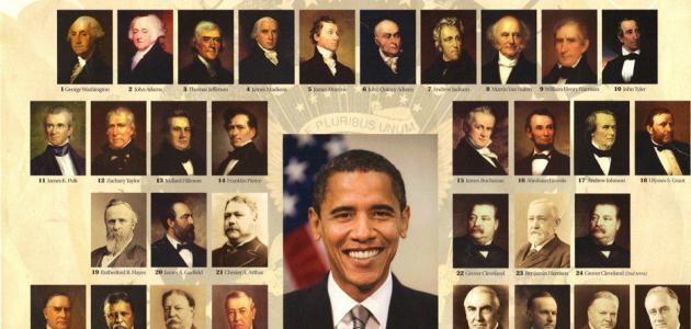 كم عدد رؤساء أمريكا