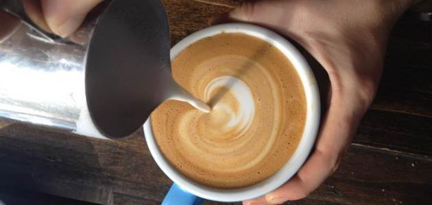 طريقة عمل كريمة القهوة