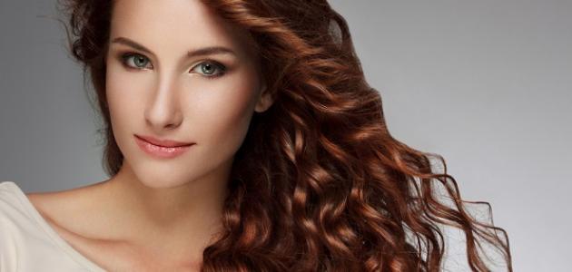 كيف اختار لون شعري