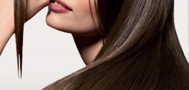 طريقة لجعل الشعر ناعماً دون سشوار