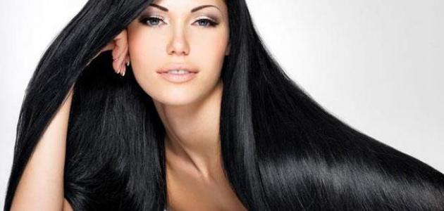 طريقة للتخلص من الشعر الجاف