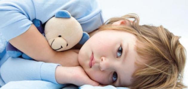 مشاكل النوم عند الرضع