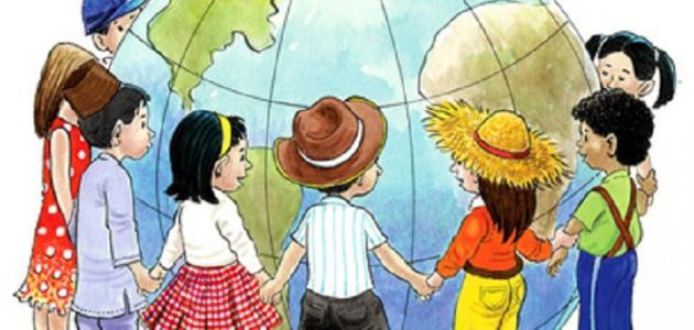 مقالة عن عيد الطفولة