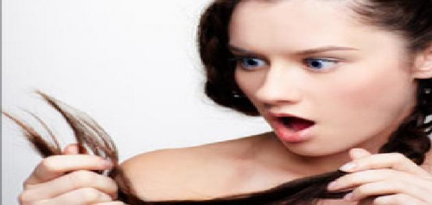 كيفية إزالة تقصف الشعر
