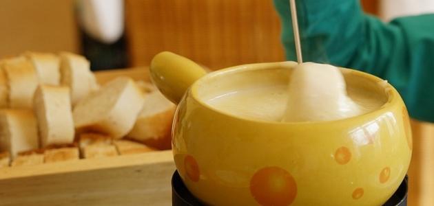 كيف تصنع الجبنة الرومي