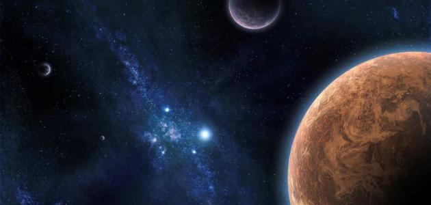مفاهيم عن الكون