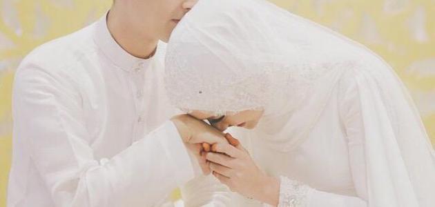 صفات الزوج الصالح مع زوجته