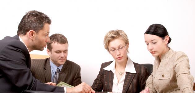 كيفية إجراء مقابلة عمل