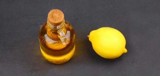فوائد زيت الزيتون والليمون على الريق