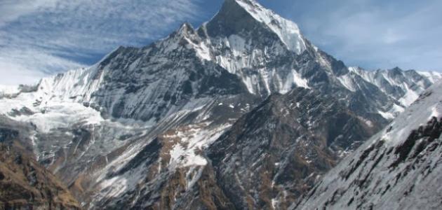 سلسلة جبال الأنديز
