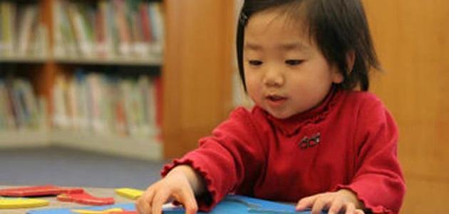 زيادة ذكاء الطفل