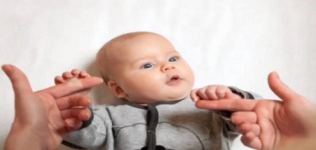 كيف افهم طفلي الرضيع
