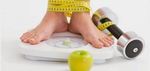 كيفية حساب وزني المثالي