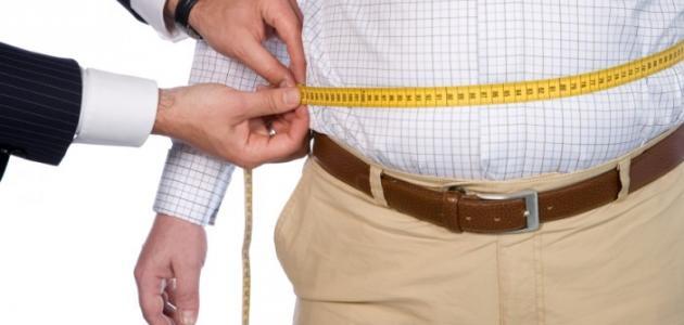 ما سبب زيادة الوزن المفاجئ