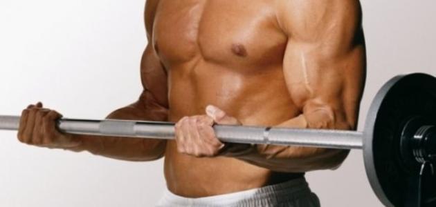 زيادة القوة البدنية