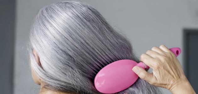 علاج شيب الشعر عند الشباب