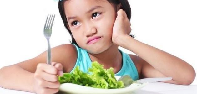 فقدان الشهية عند الأطفال وعلاجه