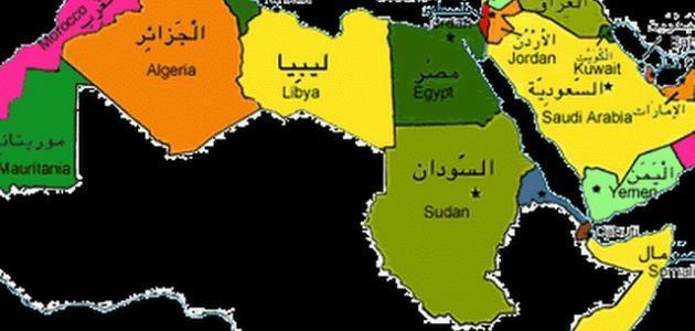 دول آسيا وعدد سكانها