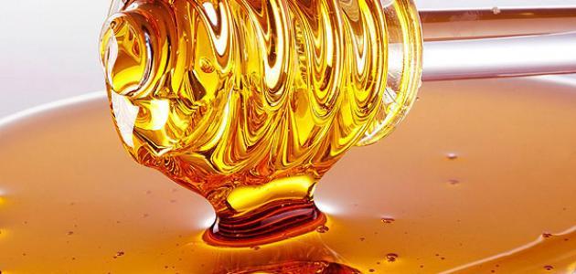 علاج حموضة المعدة بالعسل