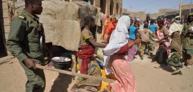 عدد سكان مالي