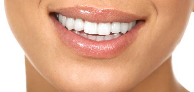 زيت الزيتون للأسنان