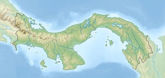 أين تقع دولة بنما