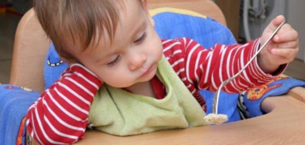 زيادة وزن الطفل النحيف