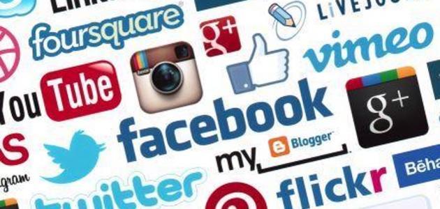 موضوع عن مواقع التواصل الاجتماعي بالانجليزي