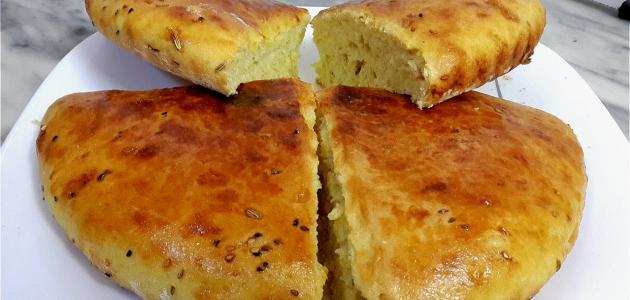طريقة عمل خبز مبسس تونسي