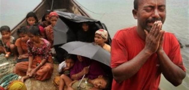 عدد المسلمين في بورما