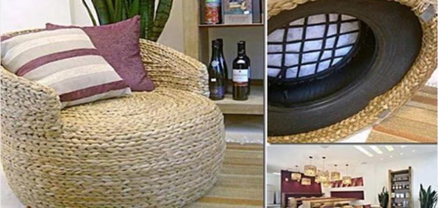 كيفية صنع ديكورات منزلية بسيطة